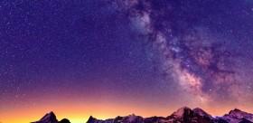 Alpes-nuit-étoilée