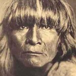 Hopi man Photo Edwards S Curtis