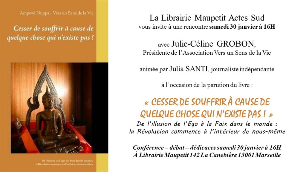 Invitation Maupetit 30.1.16