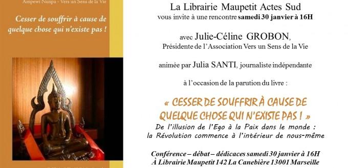 Invitation Maupetit 30.1.16