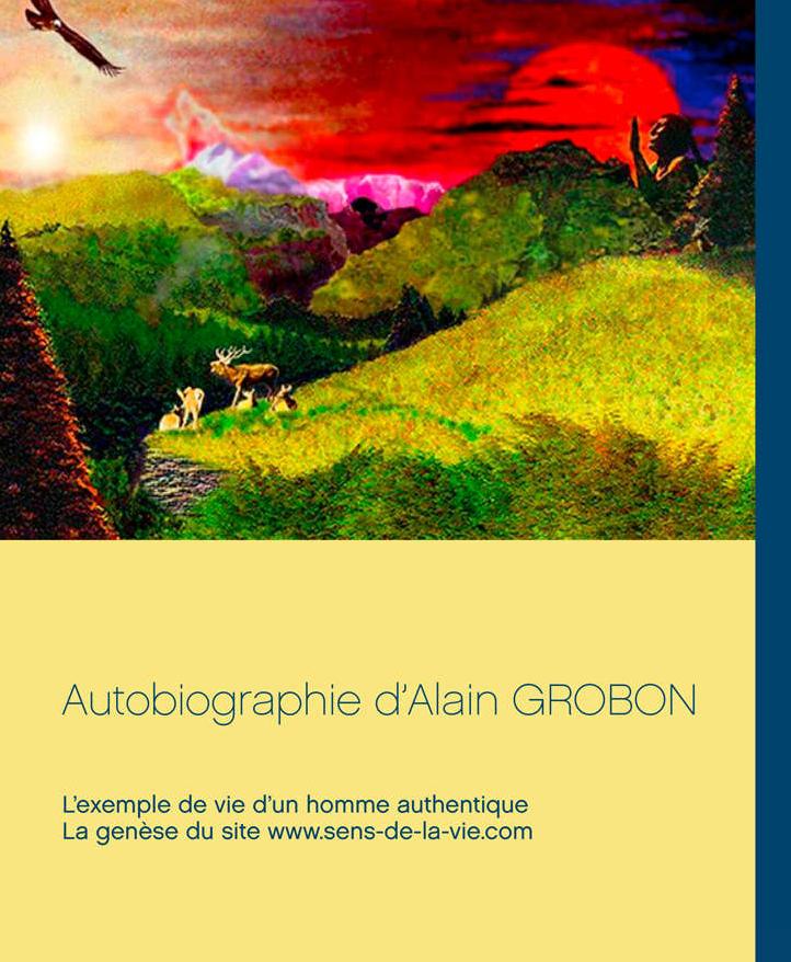 Couverture Autobiographie AG