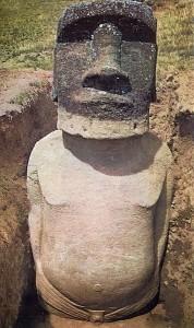 Statues Ile de Paques