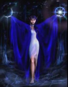 Souhaitez-vous entrer par L'Ombre ou La Lumière ? est la question posée sur la page d'accueil du site www.sens-de-la-vie.com